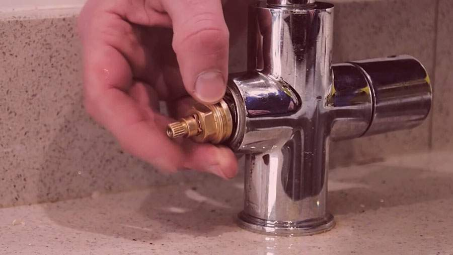 Fix Dripping Tap