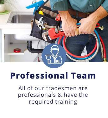 qualified plumbers in Sackville North